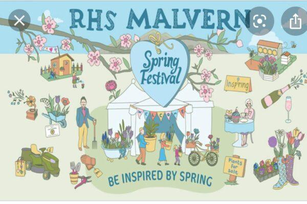 The RHS Malvern Spring Festival 2020 Specimens